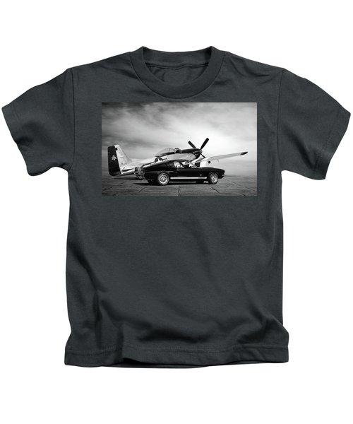 Mustang Legends Kids T-Shirt