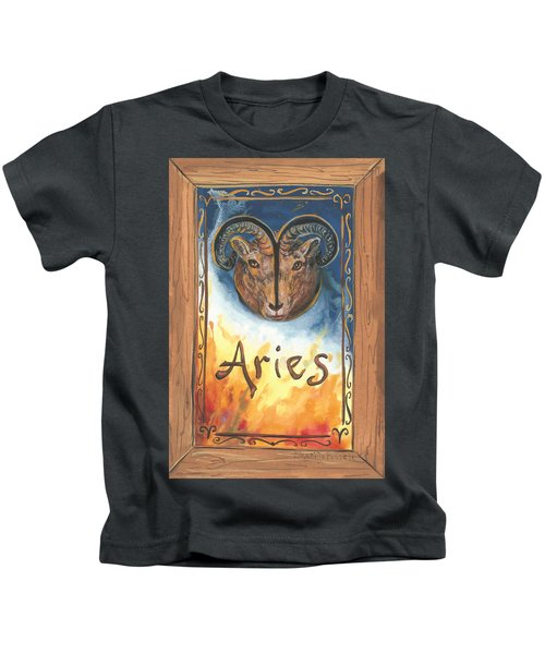 My Aries Kids T-Shirt