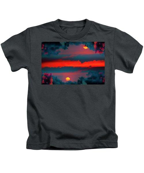 My First Sunset- Kids T-Shirt