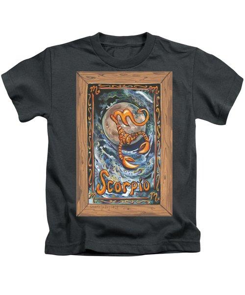 My Scorpio Kids T-Shirt