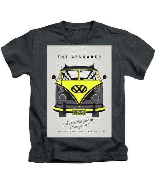 My Superhero-vw-t1-batman Kids T-Shirt
