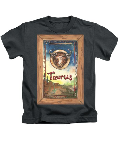 My Taurus Kids T-Shirt