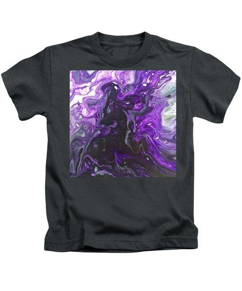 Mystery, Moodiness  Kids T-Shirt