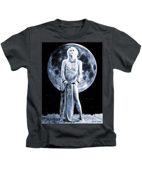 Mystic Slave Girl Kids T-Shirt