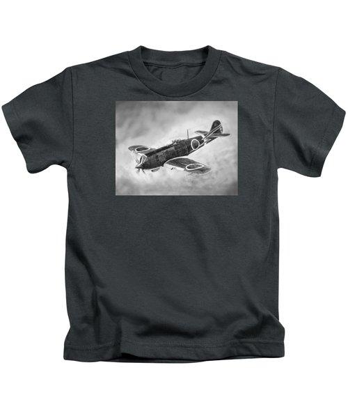 Nakajima Ki84 Kids T-Shirt