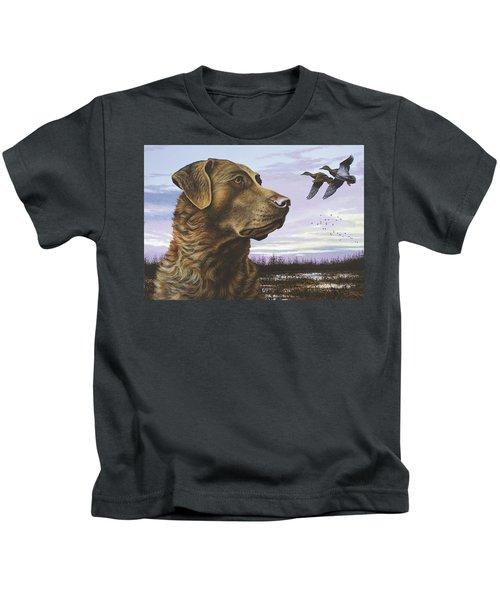 Natural Instinct - Chessie Kids T-Shirt