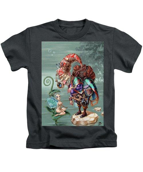 Naturalist Kids T-Shirt