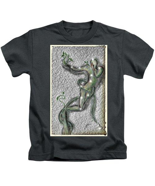 Nature And Man Kids T-Shirt