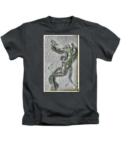 Nature And Man Kids T-Shirt