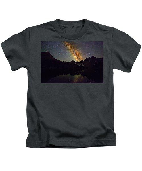 Nature's Lightsaber Kids T-Shirt