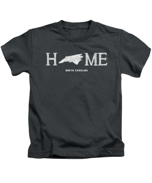 Nc Home Kids T-Shirt by Nancy Ingersoll