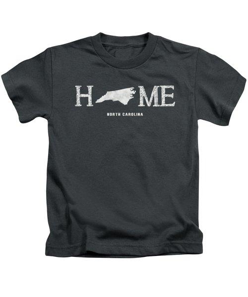 Nc Home Kids T-Shirt by Nancy Ingersoll