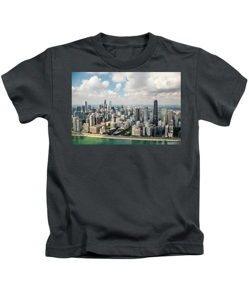 Near North Side And Gold Coast Kids T-Shirt