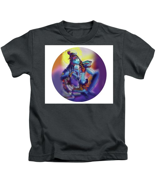 Neelakanth Shiva  Kids T-Shirt