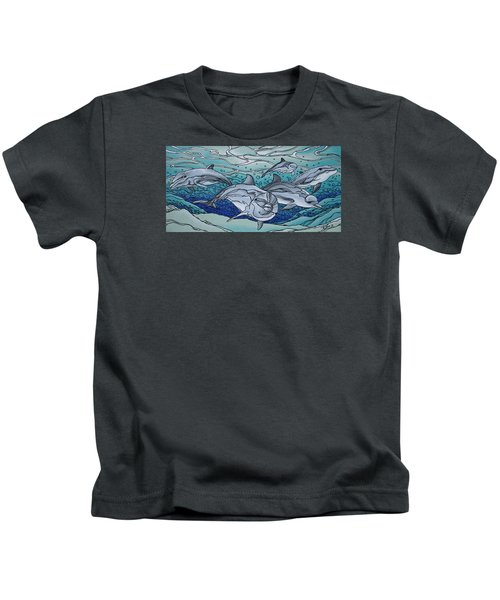 Nereus' Guardians Kids T-Shirt