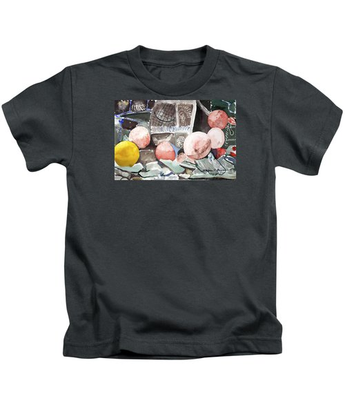 Nets And Floats Kids T-Shirt