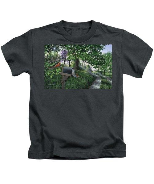 New Beginnings Kids T-Shirt