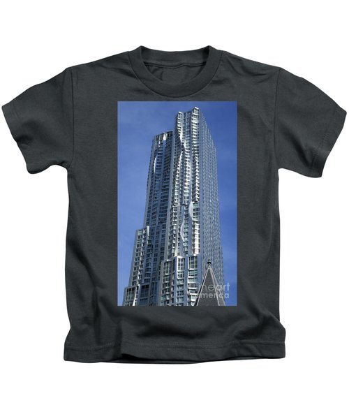 New York By Gehry 2 Kids T-Shirt