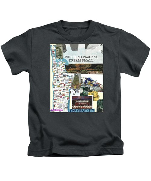 New York Dreams Kids T-Shirt
