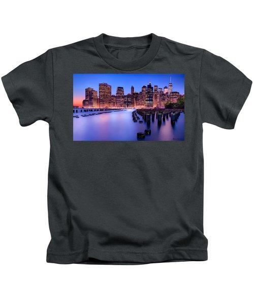 New York New York Kids T-Shirt