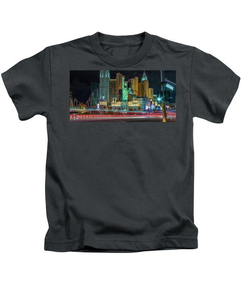 New York New York Kids T-Shirt