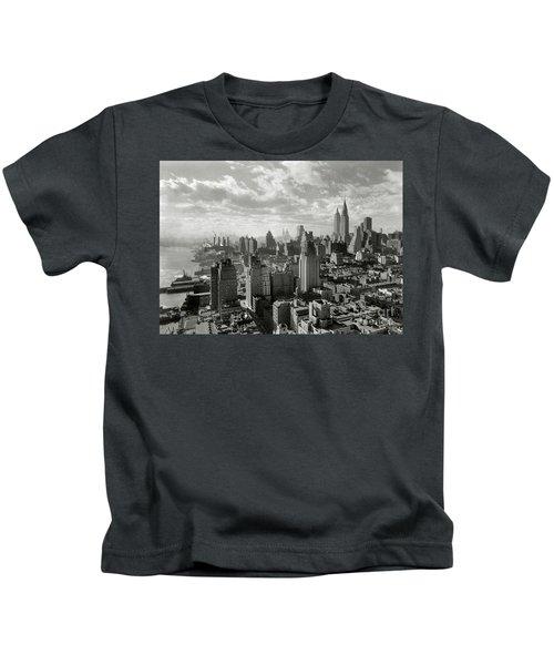 New Your City Skyline Kids T-Shirt