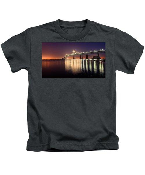 Newport Twilight Kids T-Shirt