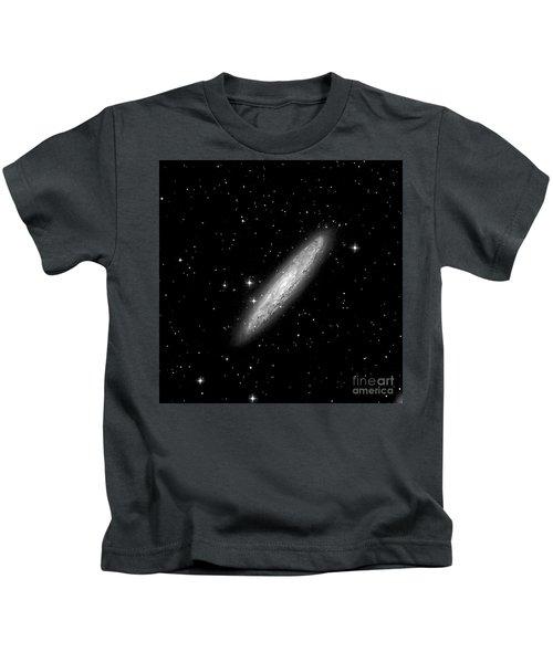 Ngc253 The Sculptor Galaxy Kids T-Shirt