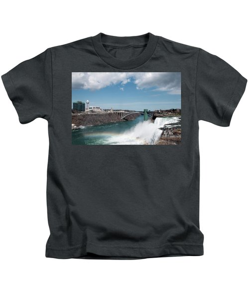 Niagara Falls New York Kids T-Shirt