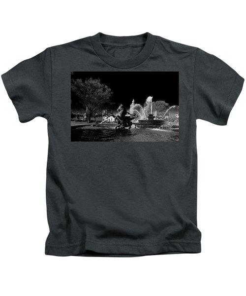 Nichols Fountain Kids T-Shirt