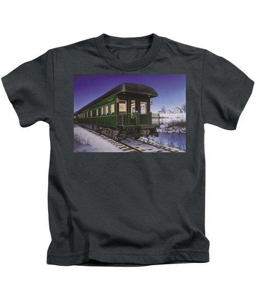 Nickel Plate 1 Kids T-Shirt