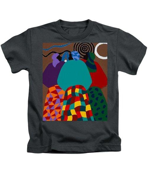 Nigerian Women Kids T-Shirt