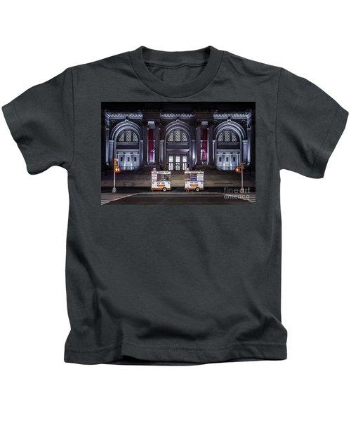 Night At A Museum Kids T-Shirt