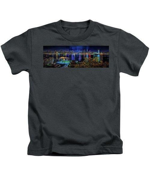Night Beauty Kids T-Shirt