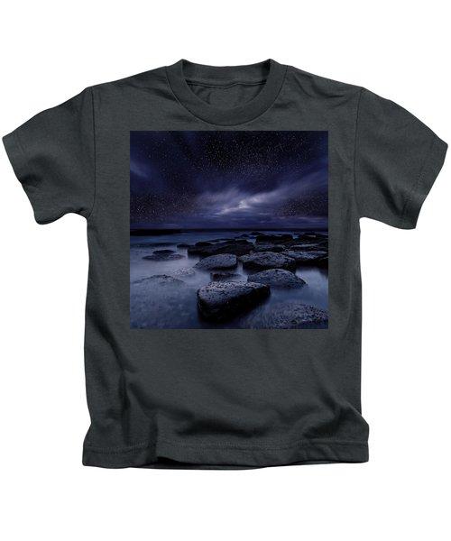 Night Enigma Kids T-Shirt