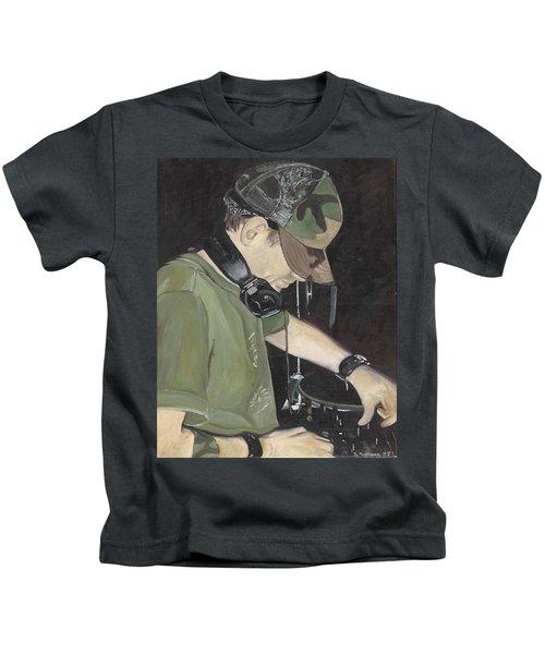 Night Job Kids T-Shirt