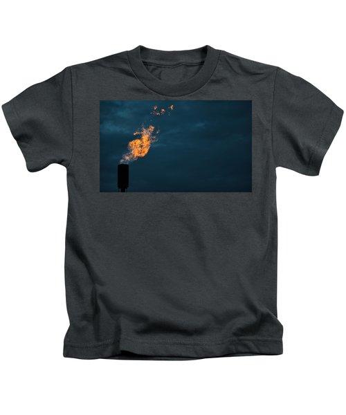 Night Light Kids T-Shirt