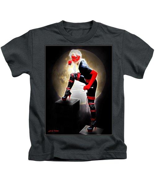 Night Of The Avenger Kids T-Shirt