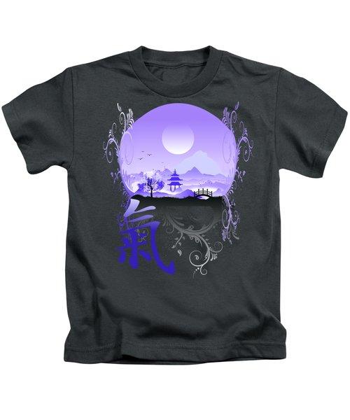 Night Qi Kids T-Shirt
