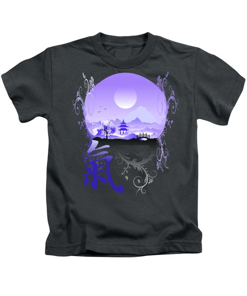 Night Qi Kids T-Shirt
