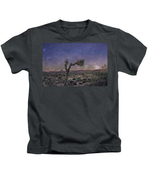 Night Sky Kids T-Shirt