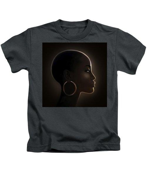 Night Sun  Kids T-Shirt