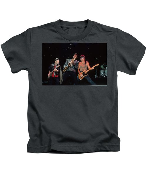 Nils Clarence And Bruce Kids T-Shirt