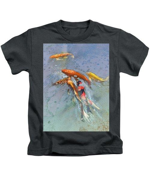 Nishikigoi Kids T-Shirt