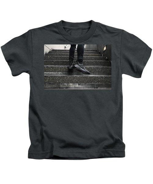 Nmd Xr1 Triple Black Kids T-Shirt