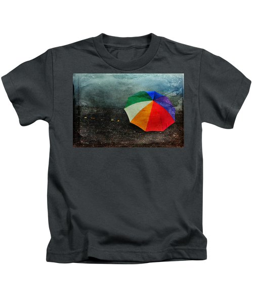 No Day For A Tan Kids T-Shirt