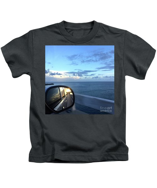 No Looking Back Kids T-Shirt