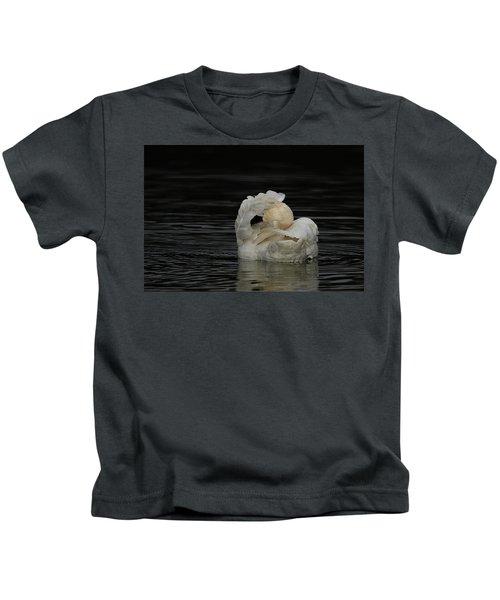 No Pictures Please Kids T-Shirt