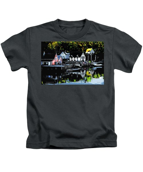 North West Cove Ns. Kids T-Shirt