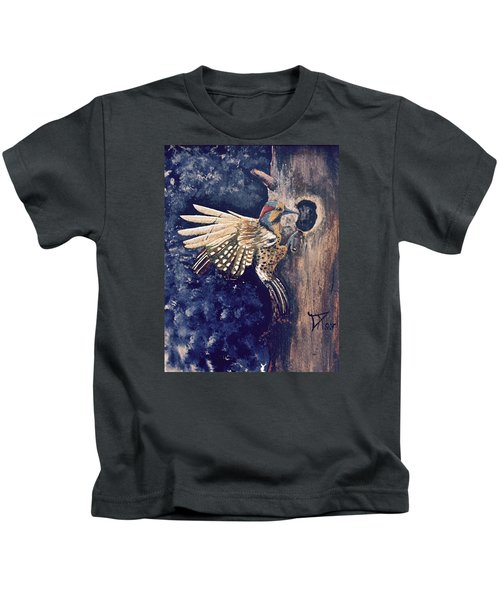 Northern Filicker Kids T-Shirt